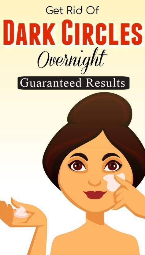get rid of dark circles overnight guaranteed with this ...
