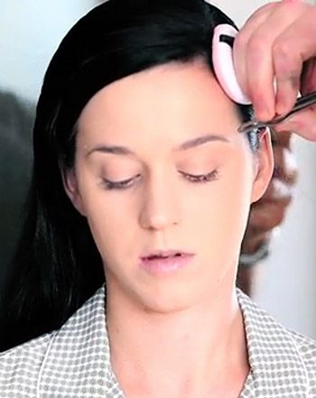 wow see katy perry go from no makeup to looking glam