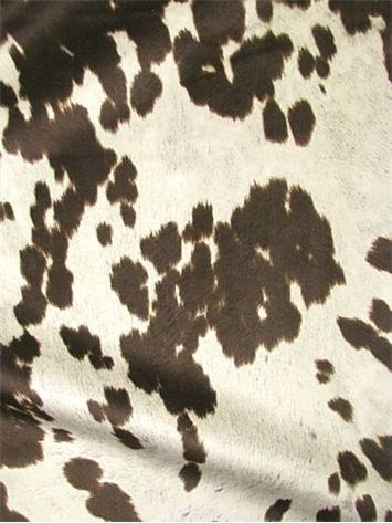 Low Pile Velvet With Cow Print Great For Upholstery Fabric Pillows Or Any Home Decorating Project 100 Poly Up The Roll Repeat V 27 H 28 55 Wide