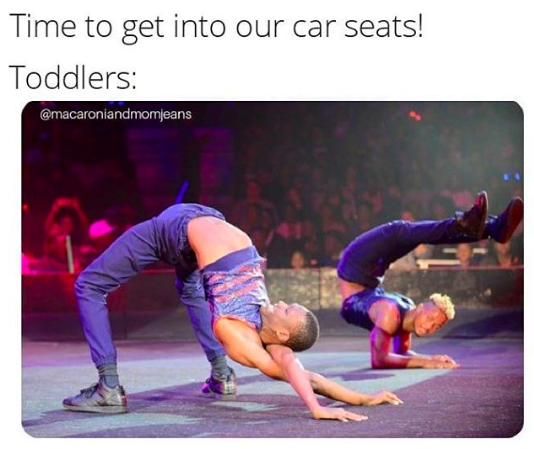 27 Memes For Stressed Out Parents.