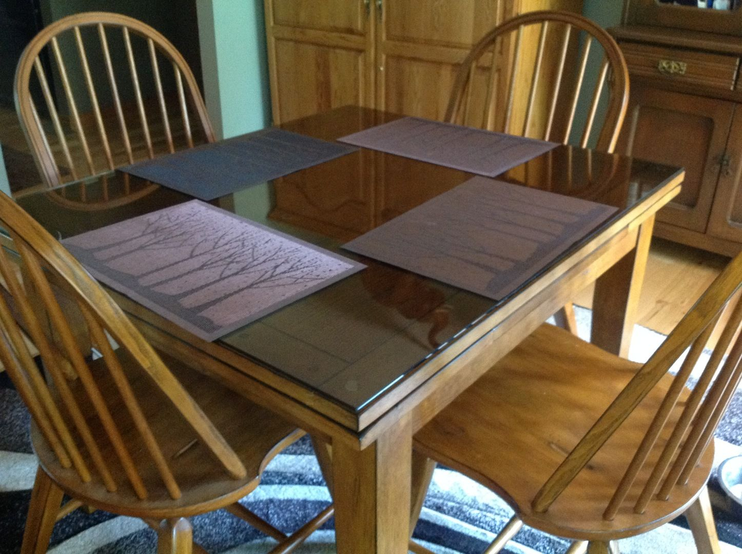 19 13 16 X 19 3 4 Custom Glass Table Top Bronze Real Review