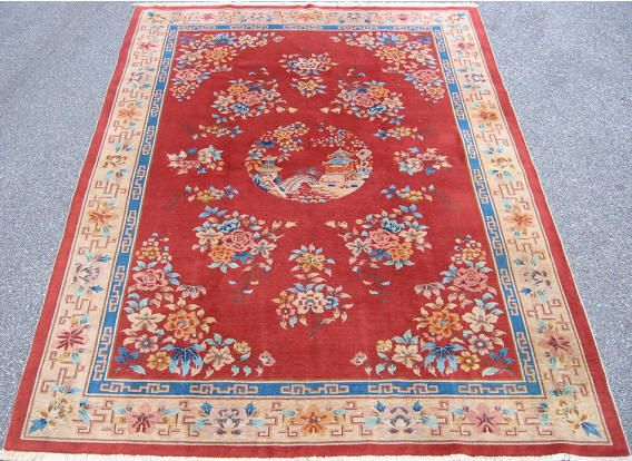 At Deco rug #4671 large photo by cyberrug