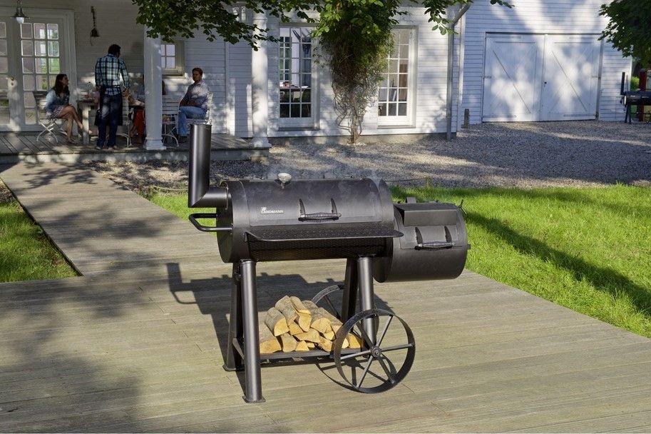 Barbecue Fumoir Au Charbon De Bois Landmann Tennessee 400