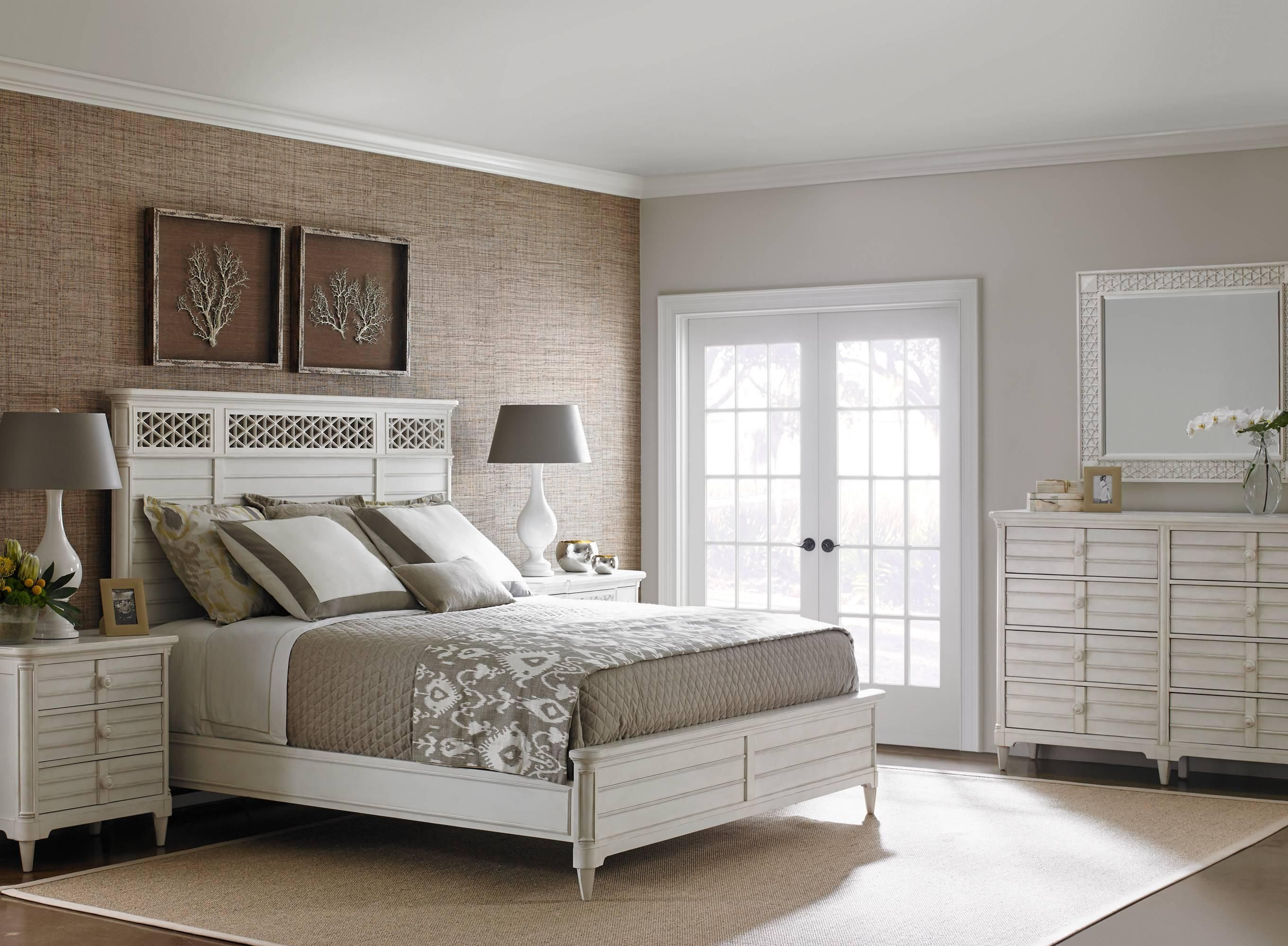 Cypress Grove King Bedroom Group By Stanley Furniture