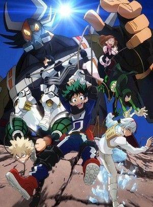 Boku No Hero Academia Ova Boku No Hero Academia Anime My Hero