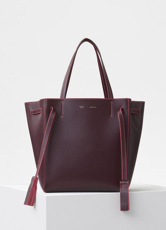 1ca2d93a19b Small Cabas Phantom Bag in Smooth Calfskin - Céline   Chic bags.. in ...