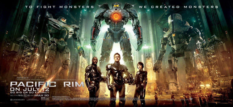 Pacific Rim Movie Poster Image Filmes Fogo
