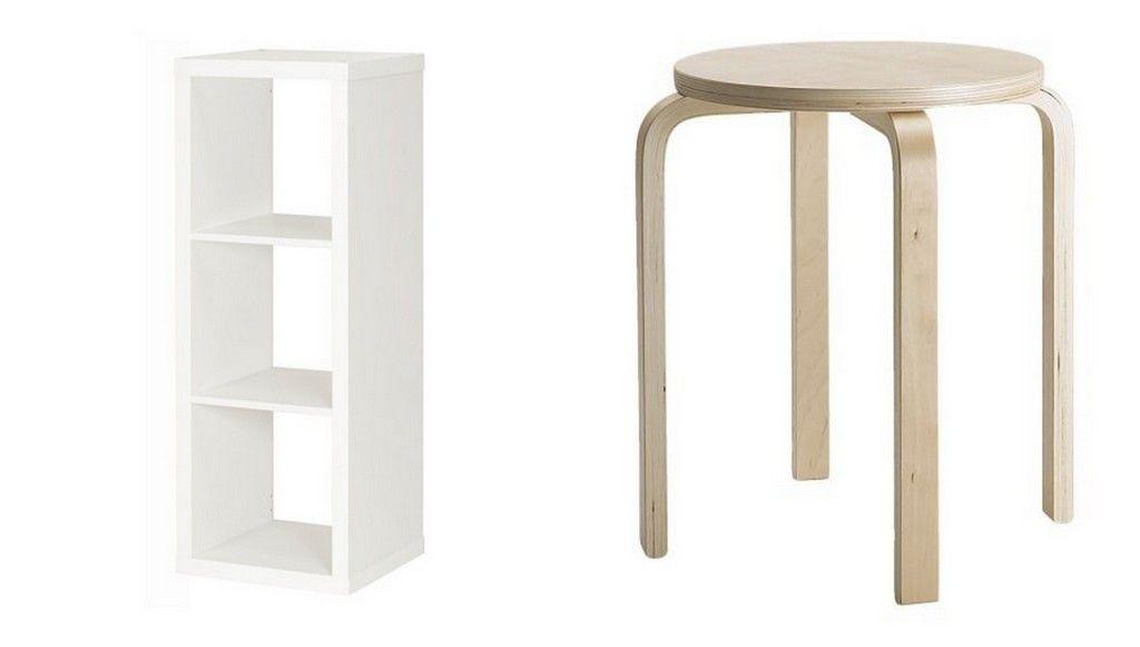 Frosta Krukje Ikea : Modern tv stand ikea hack with kallax and frosta things for