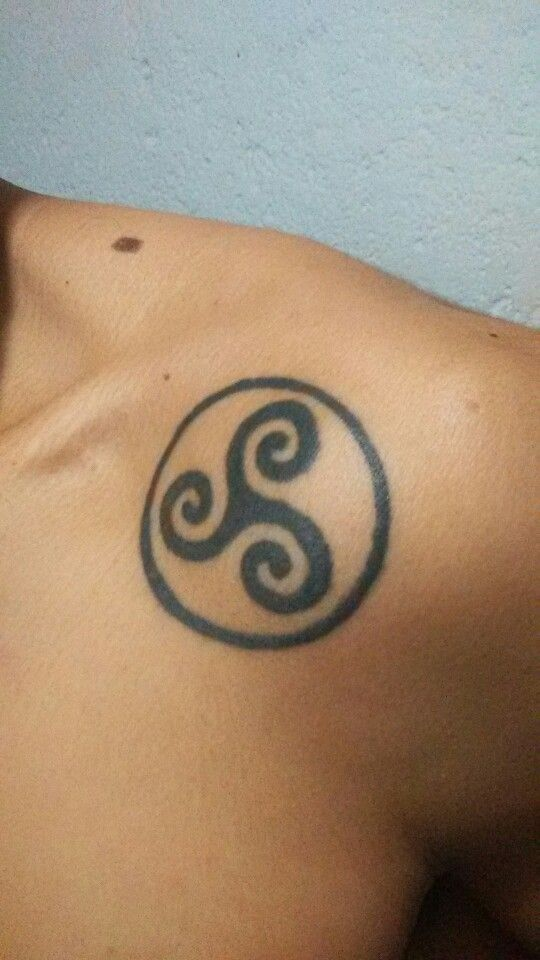 This Is My Tattoo This Is A Toltec Symbol Representing The Perfect