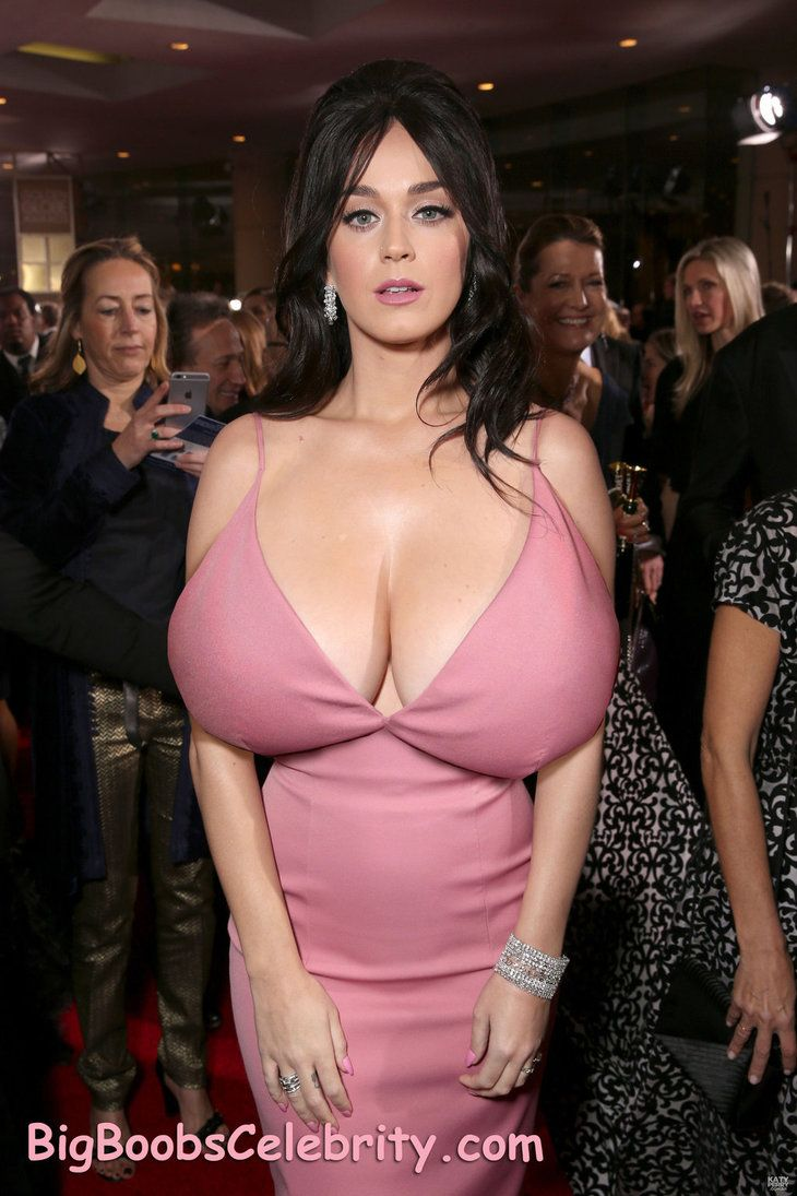 Hot female celebrities with big boobs Pin On Boobs Buns Things