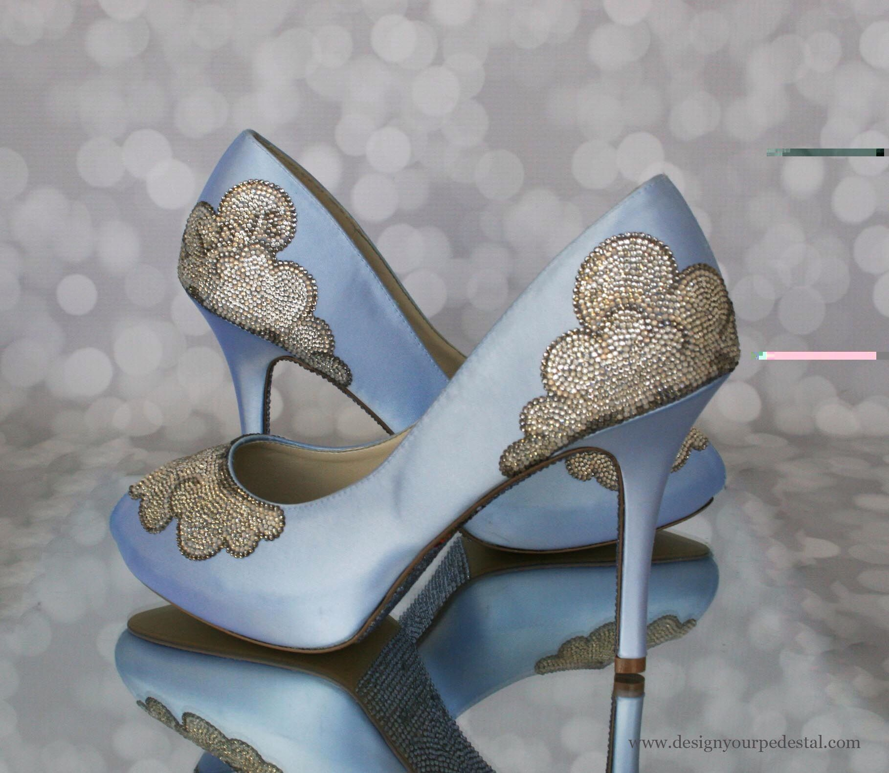My Wedding Shoes Design Your Pedestal Capturing Me So