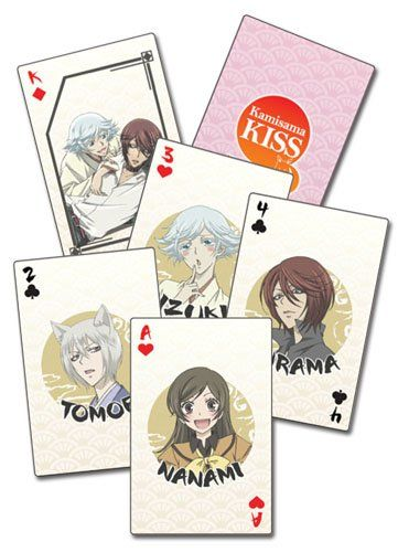 Kamisama Kiss Poker Playing Cards GE-51508 Kamisama Kiss http://www.amazon.com/dp/B00POAP3HG/ref=cm_sw_r_pi_dp_u2Jtvb03BVC6H
