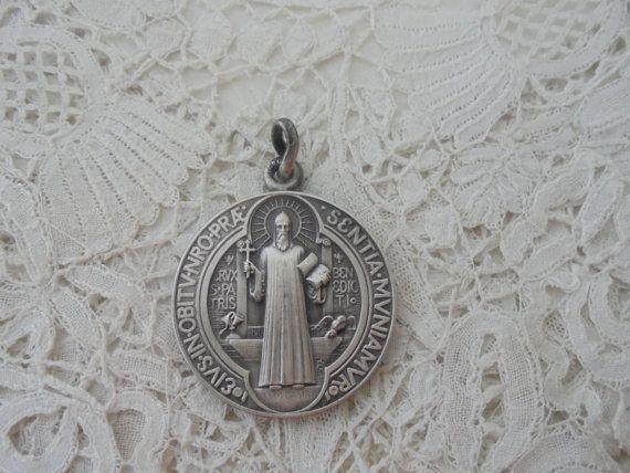 Old religious pendant x 5