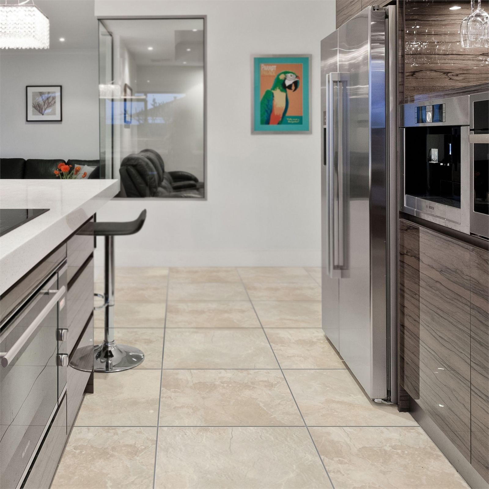 Devonshire oyster floor wall tile 48x48 floor and