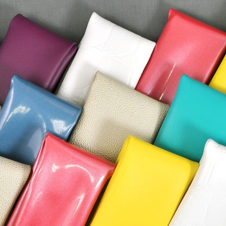 Vinyl & Leather Fabric Product Guide Leather fabric