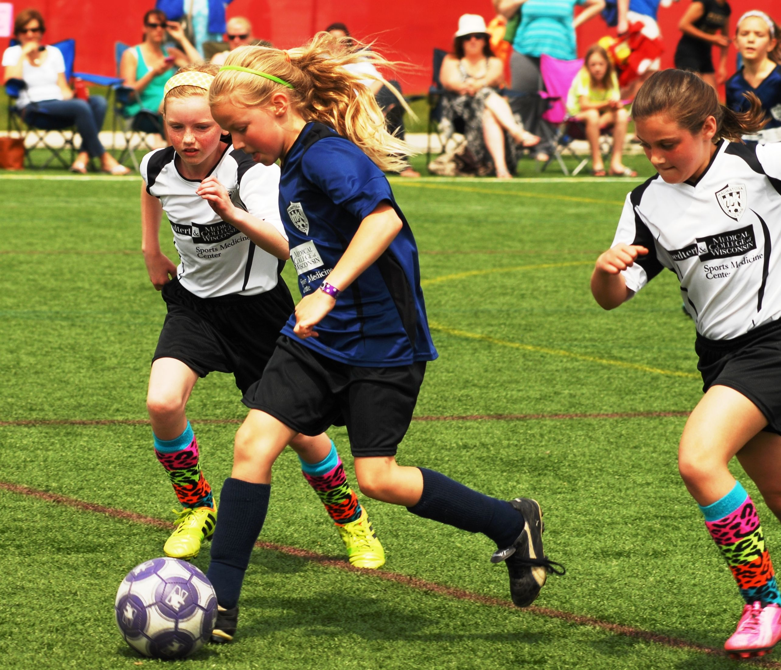 Recreational Soccer (ages 1114) for more advanced players