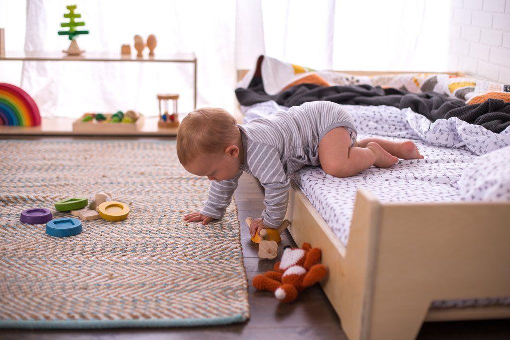 Montessori Floor Bed images