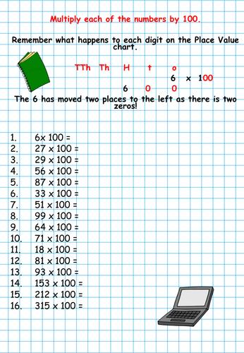 Counting Number worksheets place value decimals worksheets tes : Factors Multiples Primes Worksheet Tes - 6 times table worksheet ...