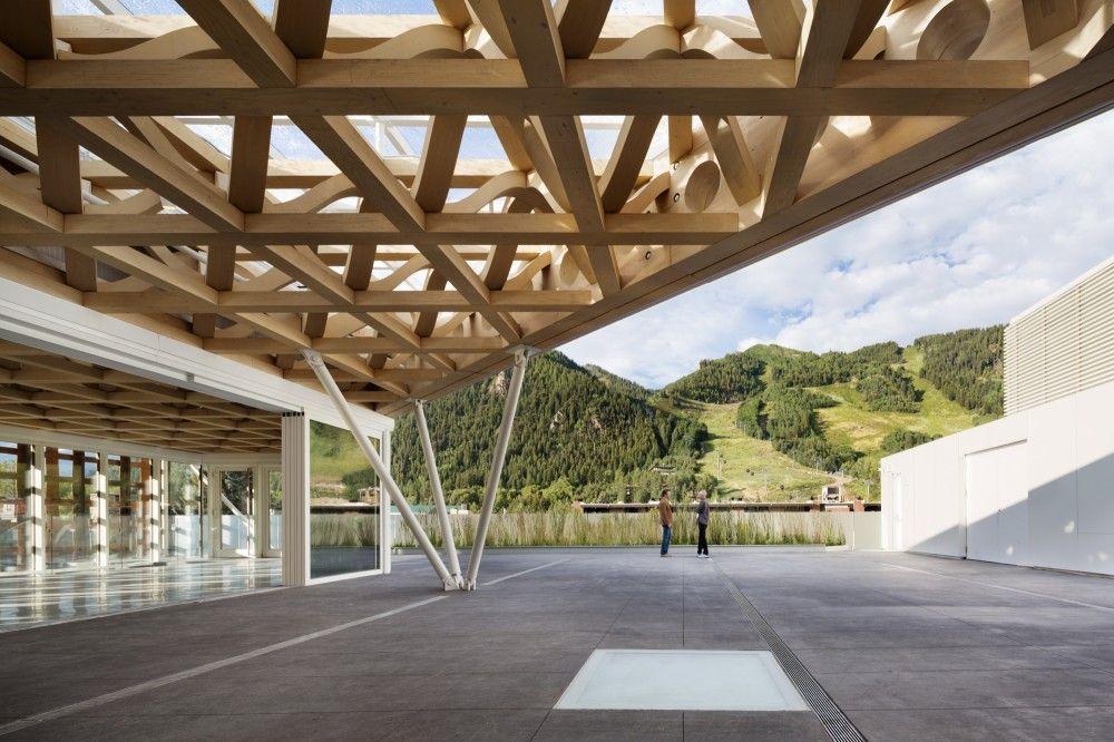 Aspen Art Museum | Aspen, Colorado | Shigeru Ban Architects | photo © Michael Moran / OTTO