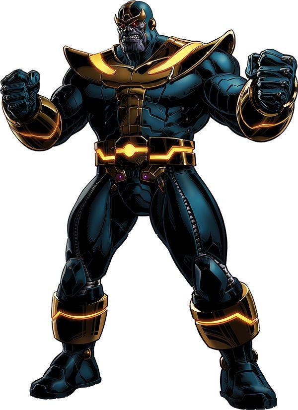 Thanos the Mad Titan -  Marvel Comics - Cosmic