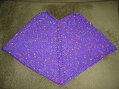 Ravelry: Poncho and Hat pattern by Yarniverse | Knit