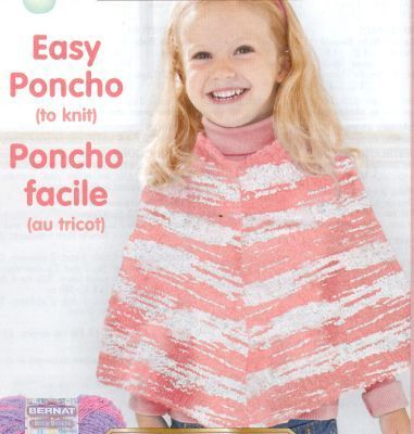 Knitted Poncho Patterns For Children Pattern For Knitted Children