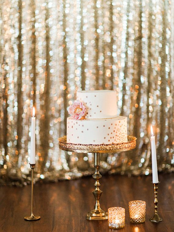 Retro Meets Modern Wedding Inspiration for New Years ...