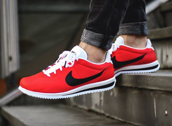 wholesale dealer b20f7 74bee Chaussure Nike Cortez Ultra rouge (1) | Fascinado... en 2019 ...