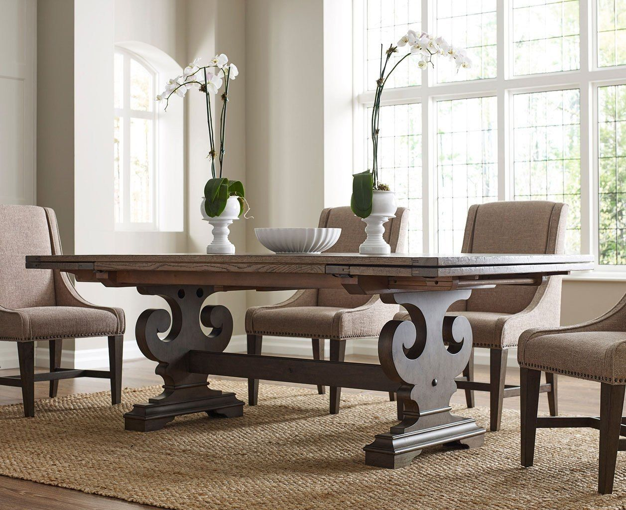 Greyson Crawford Refractory Dining Table Dining Table Furniture Dining Room Furniture Design