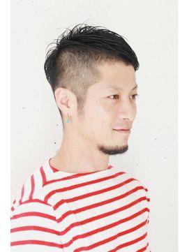 ボウズモヒカン L002486266 グルーミン Groomin のヘアカタログ ホットペッパービューティー ボウズ 刈り上げヘアのデザイン ベース顔