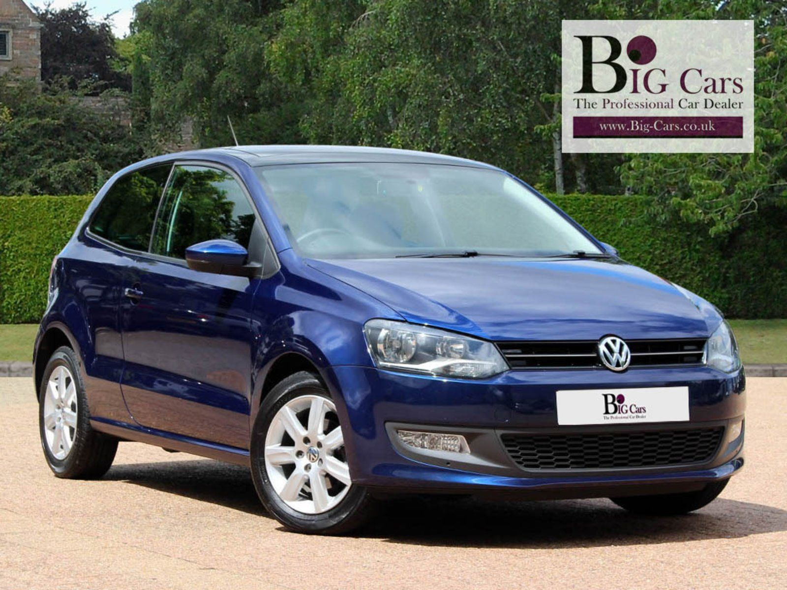 Volkswagen Polo Match S A Http Www Big Cars Co Uk Used Cars