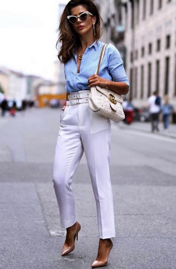 75 Formal Business Attires with Trousers for Women #businessattiresummer