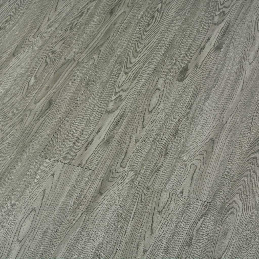 Photo of Self-adhesive Flooring Planks 4.46 m² 3 mm PVC Grey