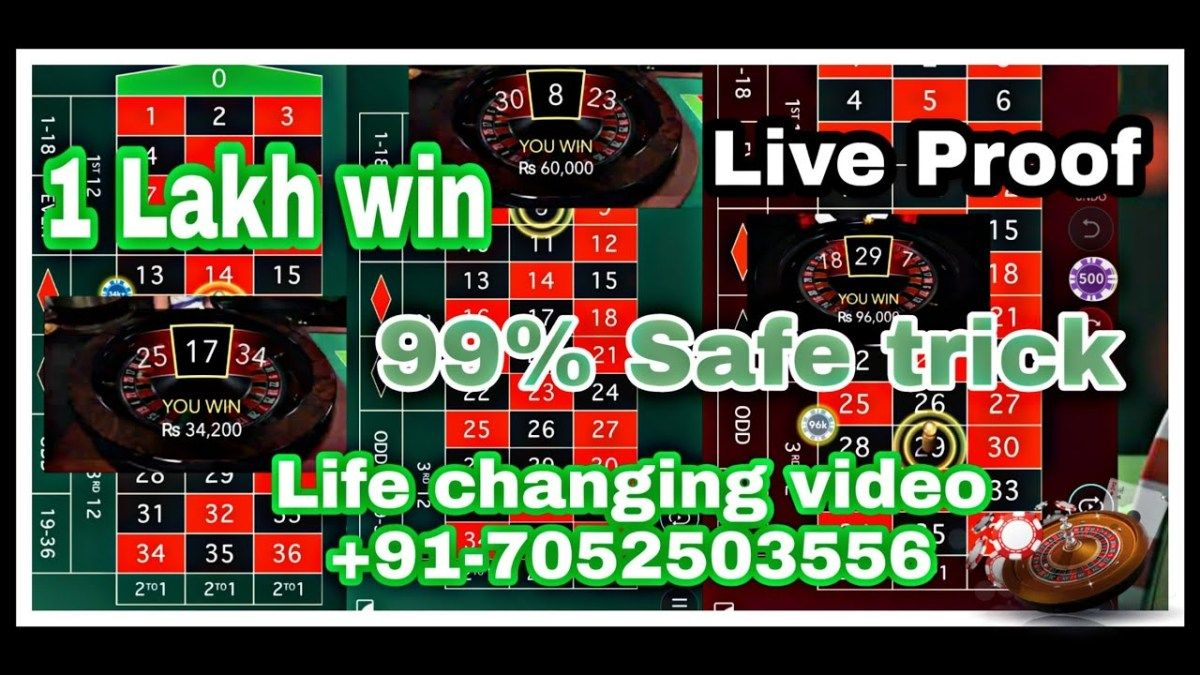 Casino Roulette Live 1 Lakh Earn Daily Roulette Tips And Tricks In Hindi Strategy Roulette Roulette Casino Strategies