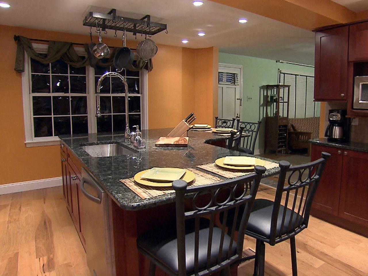 Kitchen Island Styles | Küche insel, Inseln und Stuhl