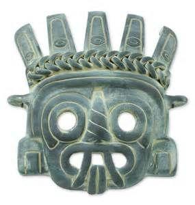 aztec clay sculpture - Bing Images