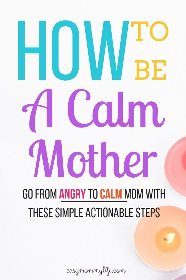 How To Be A Calm Parent : Gentle Parenting Techniques #parenting