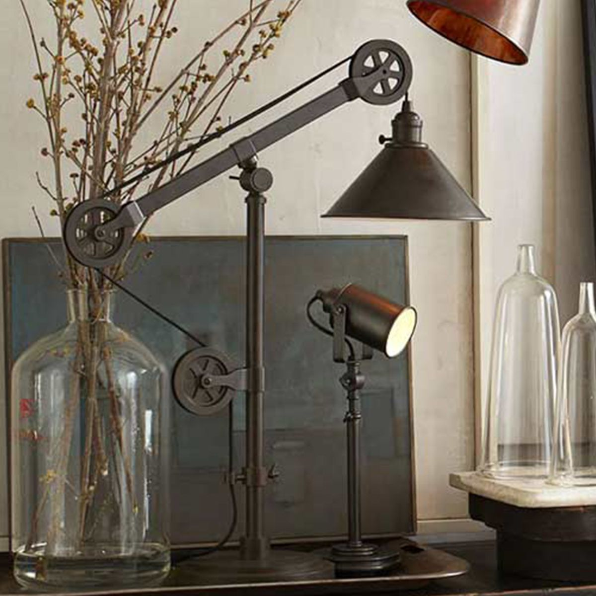 Farmhouse Brilliance Rustic Lighting You'll Love Pulley