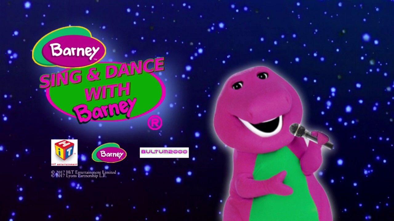 sing u0026 dance with barney barney pinterest