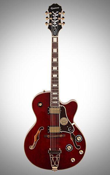 Epiphone Joe Pass Emperor-II PRO Guitar