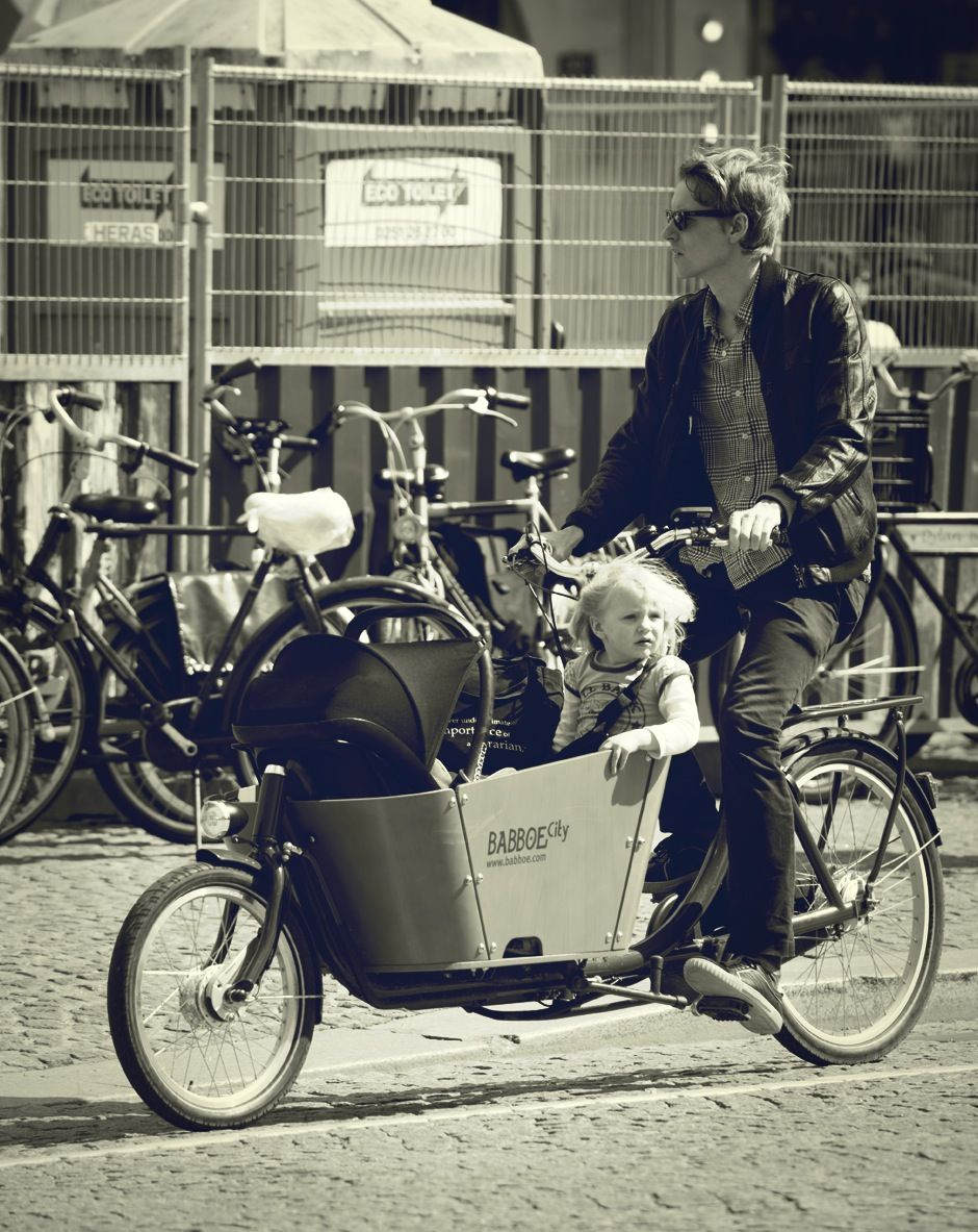 Bakfiets: Explore Amsterdam like a local with this bike rental built for the family.