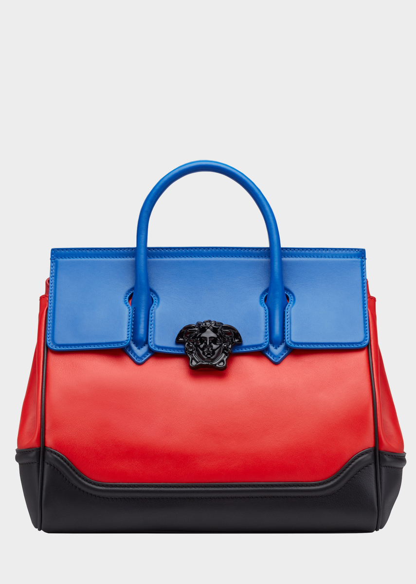 5861c651f046 Shoulder Strap · Footwear · Palazzo Empire Large Bag from Versace Women s  Collection. Large dual-carry style bag from