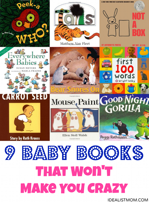9 Unexpected Books Every Baby Needs And Parents Will Actually Love