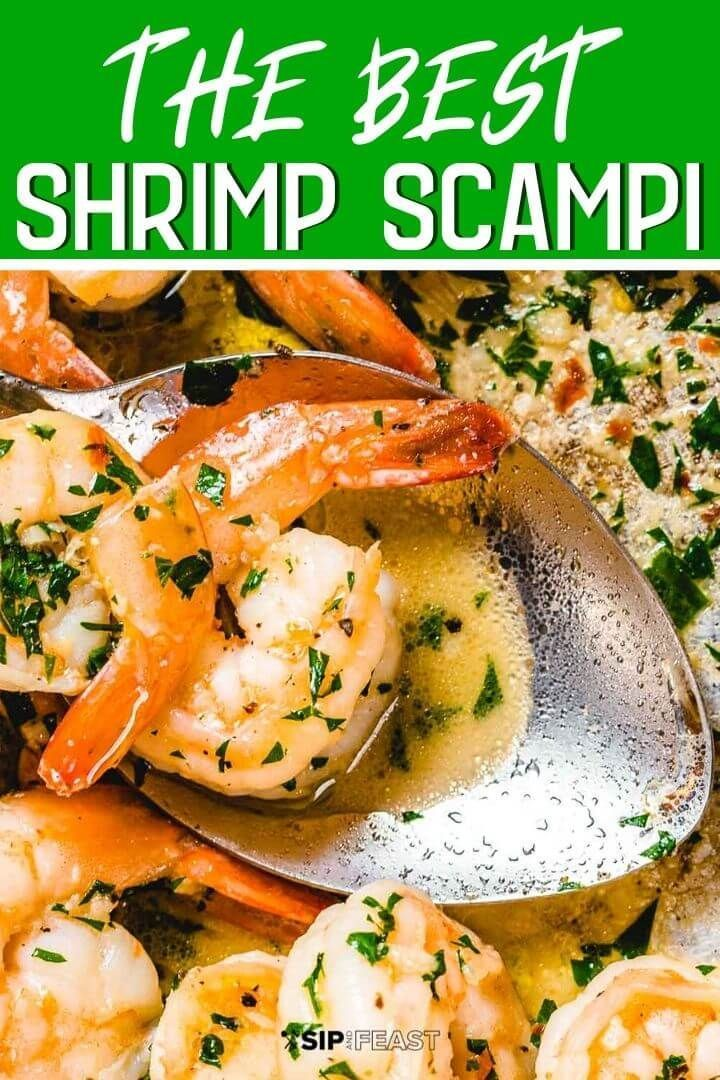 Photo of Classic Shrimp Scampi – An Italian-American Favorite – Sip and Feast