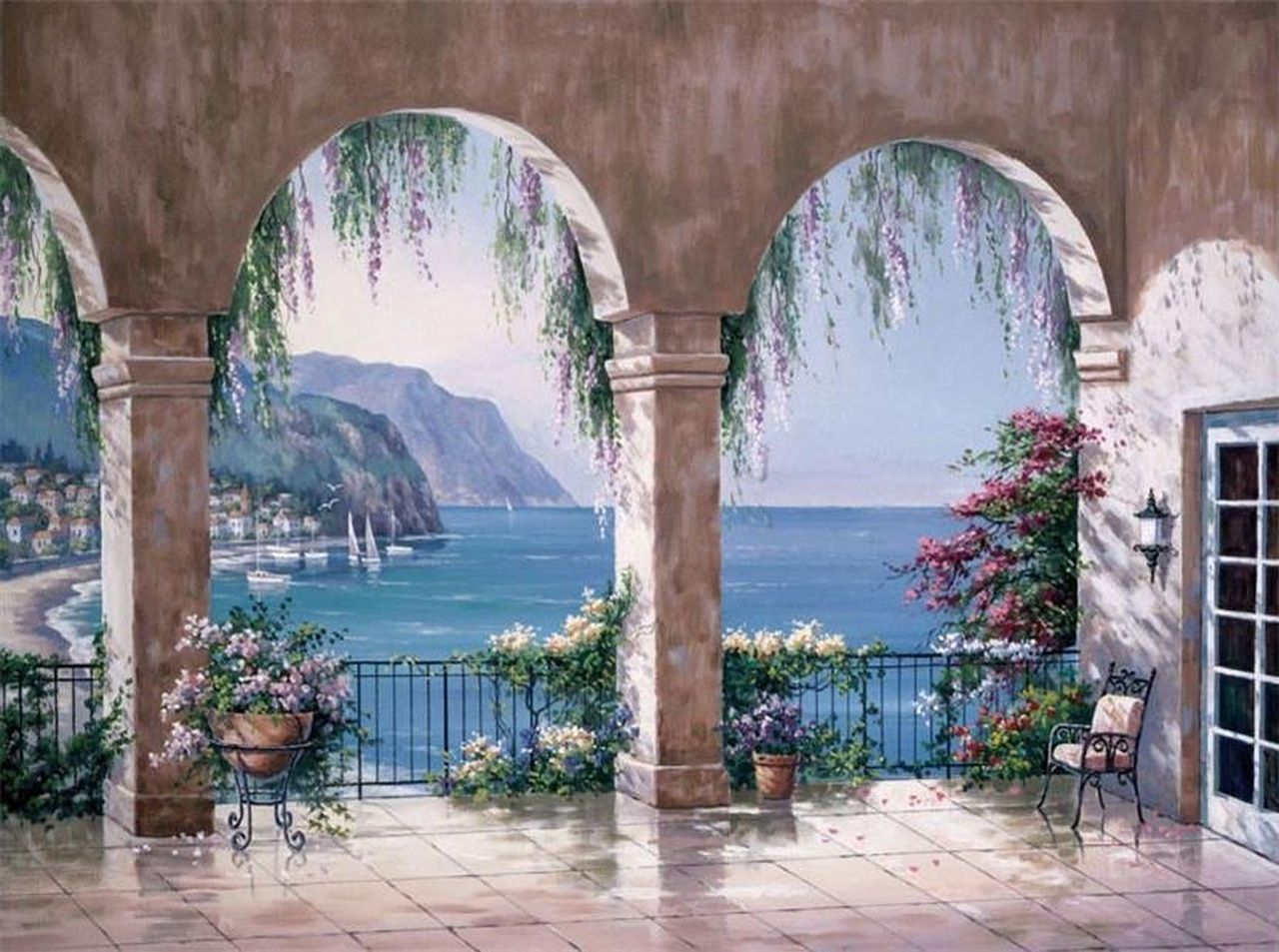 sung kim mediterranean arch 1280 953 inspirations for walls walls