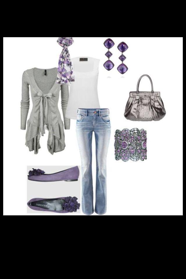 www.polyvore.com    Lilac Breeze
