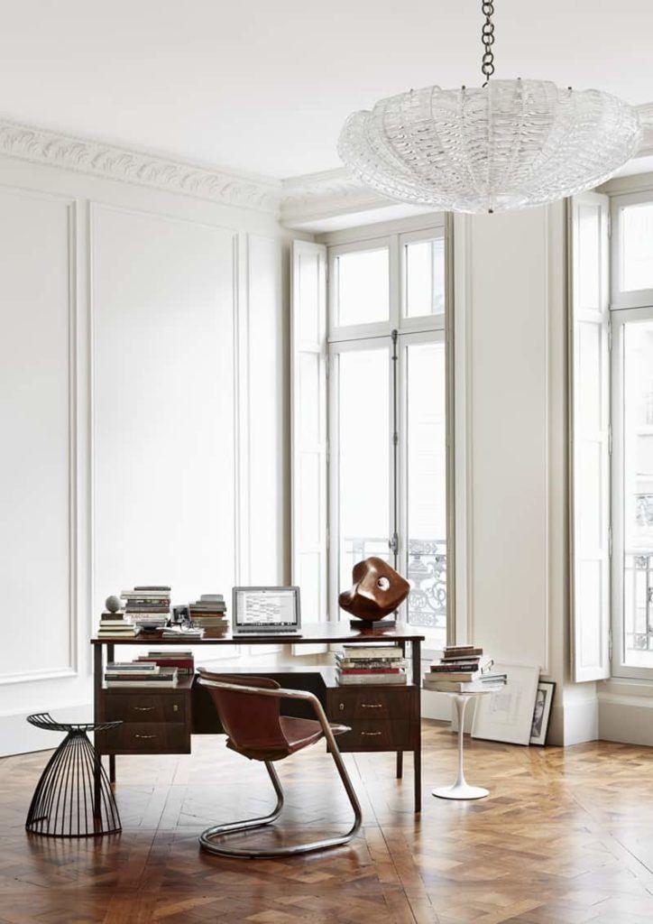 Un appartamento a Parigi; eleganza e splendore