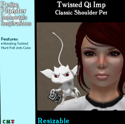 Second Life Freebies and more: Twisted Imp
