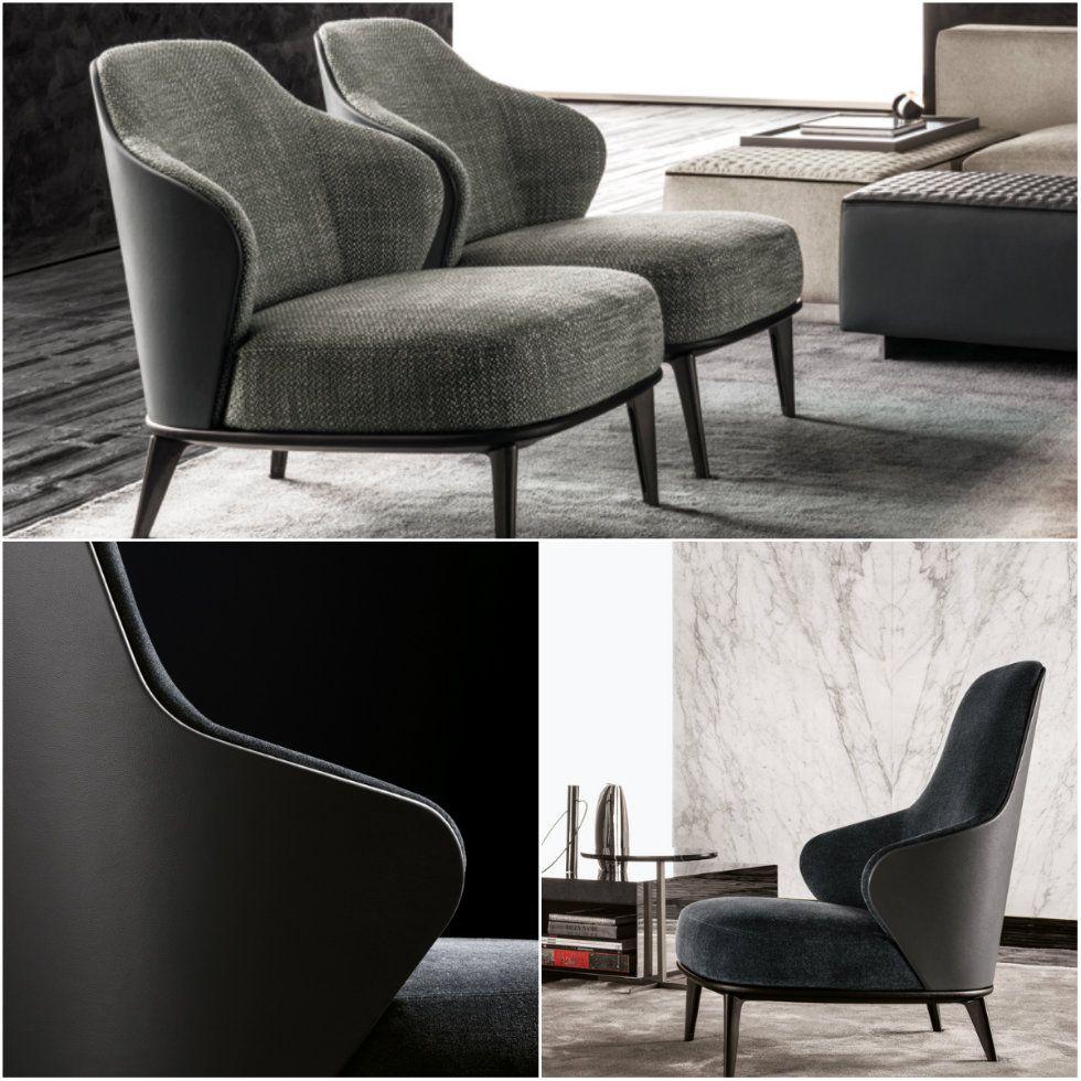 Italian Furniture Brands Ideas Minotti Introduces Leslie A