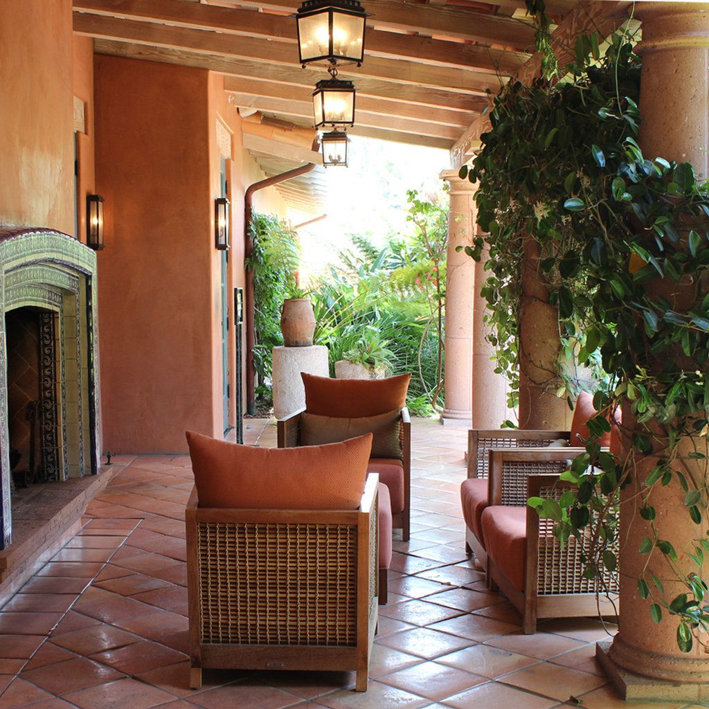 12 Ways to Make Your Home Feel Like a Mediterranean Resort | Rancho ...